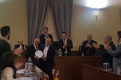 """Premio """"Leonessa di Puglia 2016"""" a Loreto Gesualdo"""