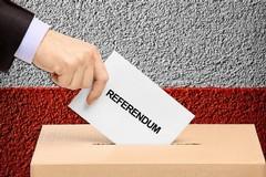 Referendum, perchè e per cosa si vota?