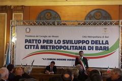 230 milioni per lo sviluppo della Città Metropolitana di Bari
