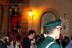 Festa di Santa Irene pensando a Domenico