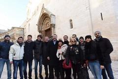 Matteo Salvini ad Altamura