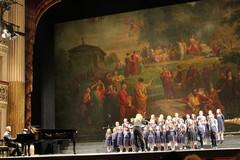 """Il coro della """"S. Francesco"""" trionfa al San Carlo di Napoli"""