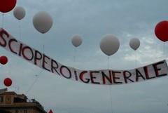 Domani sciopero Cgil