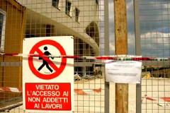 Sequestrato palazzo nuovo del valore di circa 800mila euro