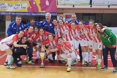 La Soccer Altamura parte in terza