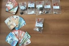 Controlli antidroga, due arresti e una denuncia