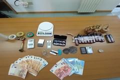 Controlli dei carabinieri, un arresto e una denuncia