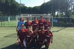 """La squadra del """"Redentore"""" seconda nei campionati italiani per ragazzi"""