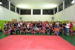 Kick boxing, grande successo per lo stage del maestro Zanotti
