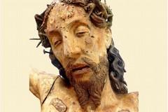 """Completato il restauro del """"Cristo che parla"""""""