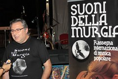 Suoni della Murgia 2011, intervista a Luigi Bolognese