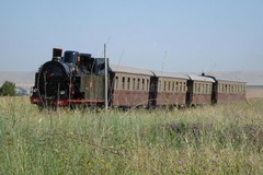 FAL, il 23 luglio primo viaggio della locomotiva a vapore da Bari a Matera