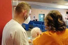 Effettuate le vaccinazioni protette all'ospedale della Murgia