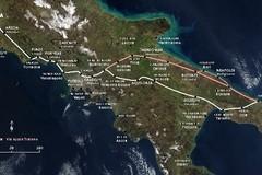 Torna a splendere l'Appia Antica