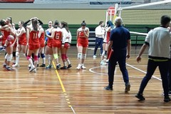 Volley, le ragazze dell'under 18 in finale