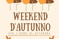"Ad Altamura vanno in scena i ""Weekend d'autunno"""