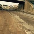 SP Altamura-Santeramo, buche e crepe pericolose
