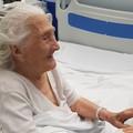 Operata a 107 anni: buona guarigione Mariuccia