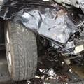 Incidente sulla strada che collega Piazza Stazione a via Corato