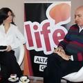 """Vito Barozzi ospite di  """"Un caffè con... """""""