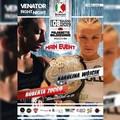 "Arti marziali miste (Mma): la  ""Venator Fight Night "" ad Altamura"
