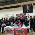 L'Alta Futsal festeggia la Coppa Puglia
