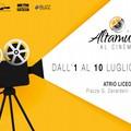 Ottava edizione della rassegna Altamura al cinema, il programma dall'1 al 10 luglio