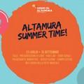 """Altamura Summer Time, tanti appuntamenti nei siti della Rete Museale  """"Uomo di Altamura """""""