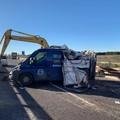 Violento assalto ad un portavalori sulla statale 96