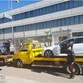I Carabinieri mettono in fuga i ladri