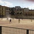Al Campo Cagnazzi si gioca ancora nella polvere