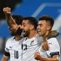 Esordio in nazionale con il gol per Ciccio Caputo