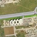 Nuova strada di collegamento tra città e zona industriale