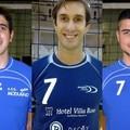 Domar Volley, la nuova squadra prende forma