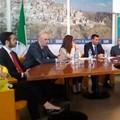 Firmato il protocollo d'intesa fra Matera, Bari e Città Metropolitana