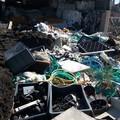 Discarica abusiva di rifiuti speciali