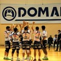 Domar Volley, ancora una sconfitta al tie-break