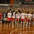 Aurispa più forte, Domar Volley k.o.
