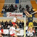Battuta d'arresto per la Domar Volley
