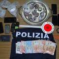 Spaccio di droga, due arresti ad Altamura