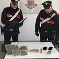 Due arresti per spaccio di droga