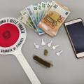 Spaccio di droga nella zona del cimitero, arrestato un 36enne