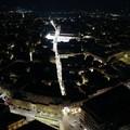 Festa del Buoncammino, il centro storico visto dall'alto
