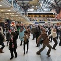 Christamas' Flash Mob