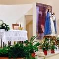 Lavori al santuario della Madonna del Buoncammino