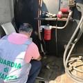 Controlli delle Guardia di Finanza, altro sequestro di gasolio agricolo