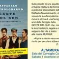 """""""Gente del Sud """" di Raffaello Mastrolonardo"""