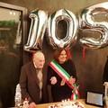 """Il  """"nonno """" di Altamura festeggia 105 anni"""