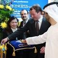 Con Gielle all'Intersec di Dubai