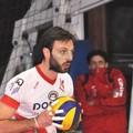 Domar Volley Altamura, il mercato riparte col capitano, confermato Giuseppe Maiullari